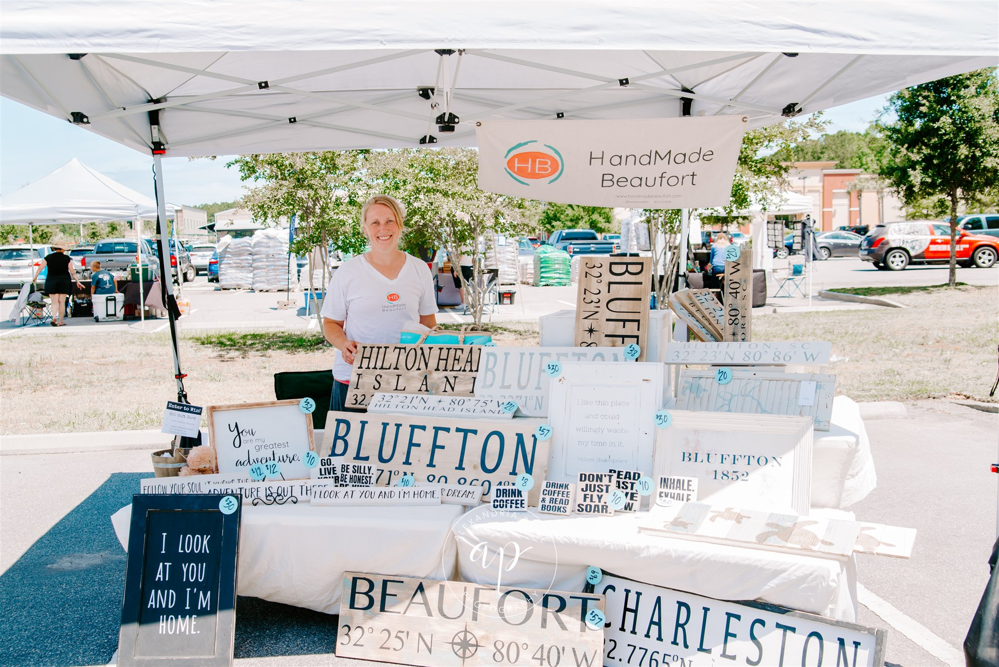 Markets & Events Handmade Beaufort